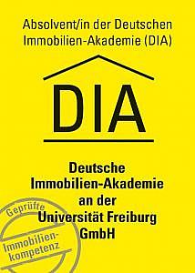Immobilienmakler Marburg & Absolvent der DIA